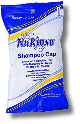No Rinse Shampoo Cap 1 ea (Pack of 2) (No Rinse Shampoo Cap compare prices)