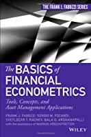 The Basics of Financial Econometrics Front Cover