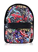 MARVEL Backpack Amazing Spiderman (BLACK)