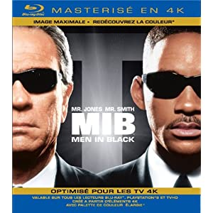 Men in Black [Blu-ray masterisé en 4K]