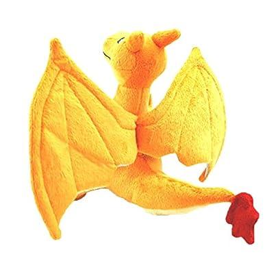 Masingo Pokemon Figure Charizard Lizardon Stuffed Plush Toy Doll
