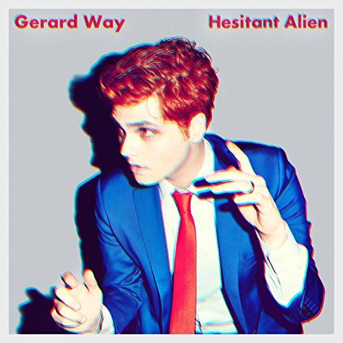 Vinilo : Gerard Way - Hesitant Alien (Picture Disc Vinyl LP)