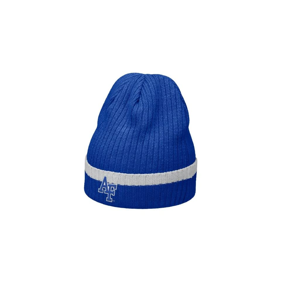 f66a917a2b3 Nike Air Force Falcons 2010 Sideline Cuffed Knit Beanie on PopScreen