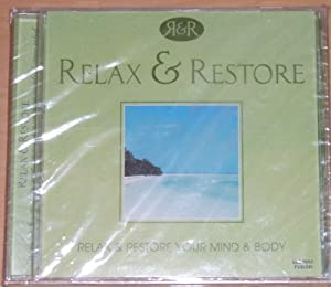 Various relax restore the soothing sounds of stress relief music for Garden of life relax and restore