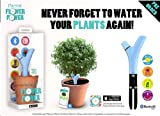 Parrot PAIPF900002 Flower Power Bluetooth Wireless Plant Monitor (Blue)