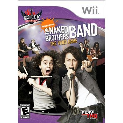 The Naked Brothers Band - Nintendo Wii - 1