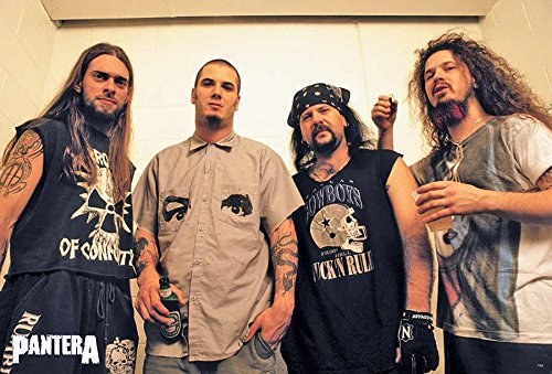 Buy Pantera Band Now!