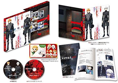 東京喰種トーキョーグール√A 【DVD】 Vol.6 「特製CD同梱」