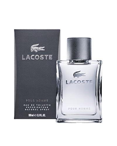 Lacoste Men's Lacoste Pour Homme Eau de Toilette Spray, 3.3 fl. oz.