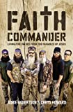 img - for Faith Commander with DVD: Living Five Values from the Parables of Jesus book / textbook / text book