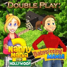 Double Play: Nanny Mania 2 and Babysitting Mania [Download]