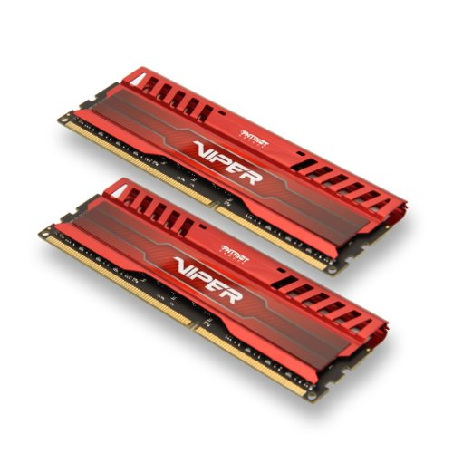 Patriot PV38G160C9KRD 8GB (2x 4GB) Viper 3 Series DDR3 PC3-12800 DIMM Kit Black Friday & Cyber Monday 2014