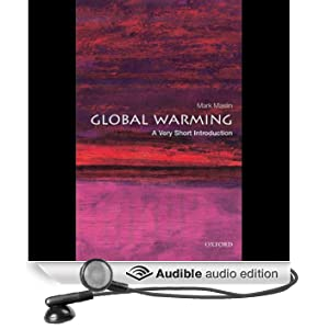 Global Warming: A Very Short Introduction (Unabridged)