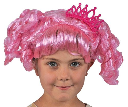 Morris Costumes XS11846 Lalaloopsy Jewel Sparkles Wig - 1