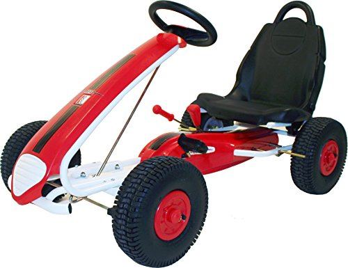 Kiddi-o-by-Kettler-Aero-Racer-Pedal-CarGo-Kart-Youth-Ages-5