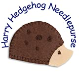 Felt Sewing Kit for Kids Superstitchers Harry Hedgehog Needlepurse