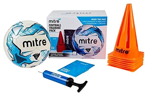 mitre-ultimate-football-training-pack-white