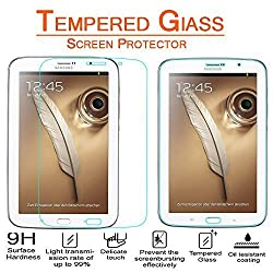 Anoke Samsung Galaxy Note 8.0 inch GT - N5100 / N5110 Tempered Glass Screen Protectors 9h Hardness, 0.3mm Thickness For (N5100 new)