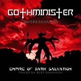 Empire Of Dark Salvation (Re-Issue) by Gothminister
