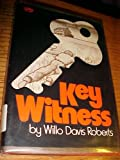 Key witness (Red mask mystery) (0399115080) by Roberts, Willo Davis