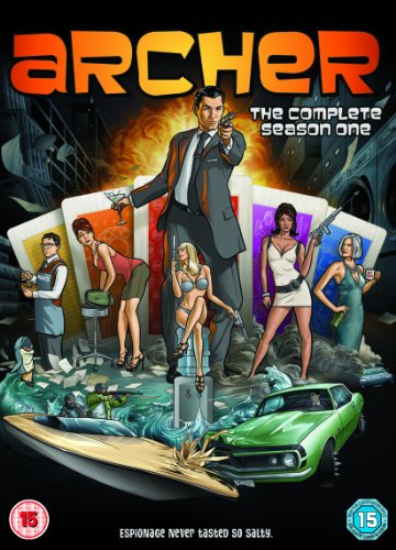 Archer - Season 1 [DVD] [NTSC]
