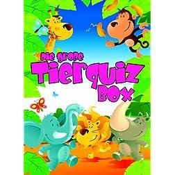 Die große Tierquiz Box