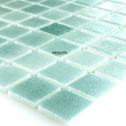 glas schwimmbad pool mosaik fliesen t rkis mix. Black Bedroom Furniture Sets. Home Design Ideas