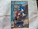 img - for Sonic Quest The Death Egg Saga #2 (Sonic the Hedgehog) book / textbook / text book