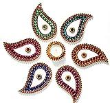 HP Drake Handicrafts Rangoli Design