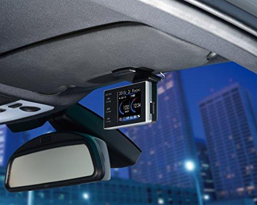 コムテック 超高感度GPSレーダー探知機 ZERO 200V