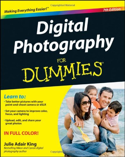 Digital Photography For Dummies (For Dummies (Lifestyles Paperback))