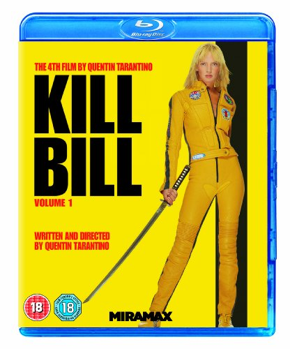 Kill Bill:Volume 1 [Reino Unido] [Blu-ray].