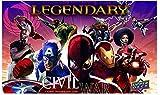 Legendary: Marvel: Civil War