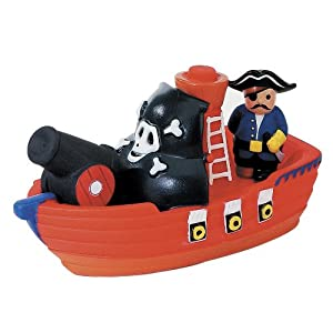 D&D Distributing Bath Machines Pirate Boat