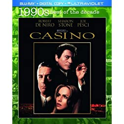 Casino (Blu-ray + Digital Copy + UltraViolet)