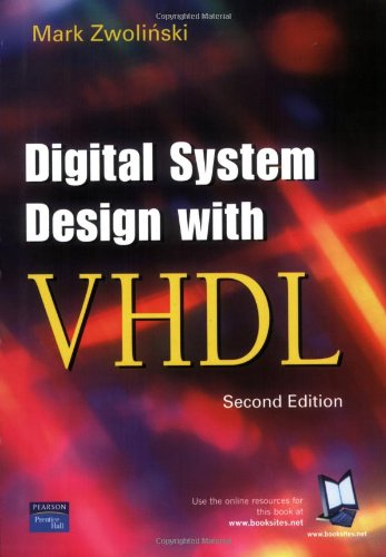 Digital System Design With Vhdl 2nd Edition
