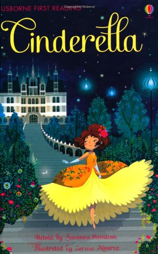 Cinderella (Usborne First Reading)