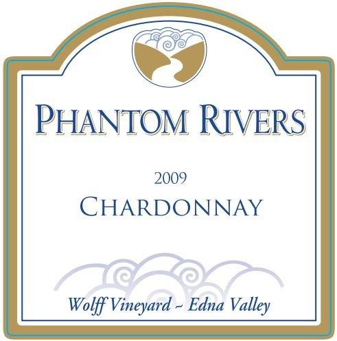 2009 Phantom Rivers Chardonnay Edna Valley 750 Ml