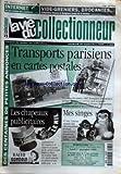 VIE DU COLLECTIONNEUR (LA) [No 286] du 24/09/1999 - internet et les ventes aux encheres vide greniers - brocantes... - calendrier france et belgique jusqu'au 3 octobre des centaines de petites annonces transports parisiens en cartes postales les chapeaux publicitaires mes singes...