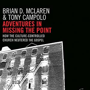 Adventures in Missing the Point Audiobook