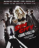 Frank Miller's Sin City: A Dame to Kill For  3D Blu-Ray + Blu-ray + DVD +UltraViolet
