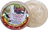 Hawaiian Bubble Shack Loofah Glycerin Soap Coconut Cream 8 Bars