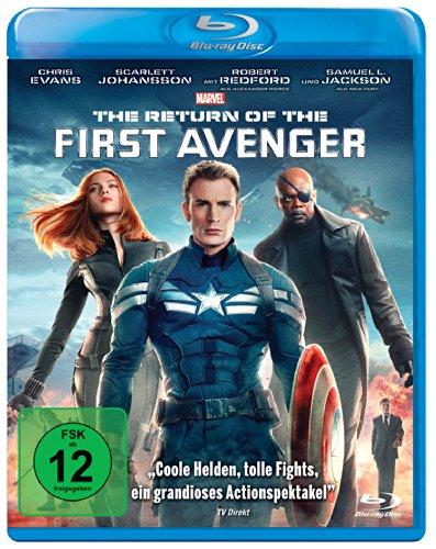 The Return of the First Avenger [Blu-ray] hier kaufen