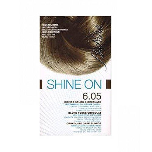 BioNike Shine On Trattamento Colorante Capelli Biondo Cioccolato 6.05