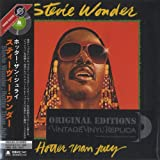 echange, troc Stevie Wonder - Hotter Than July