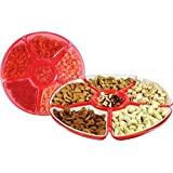 Nanson Plastic Dry Fruits Candy Tray