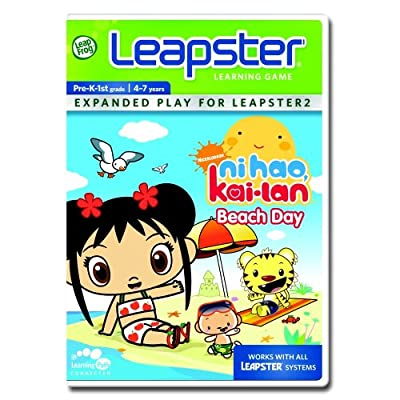 Leapfrog Leapster Learning Game Ni Hao Kai-lan from LeapFrog