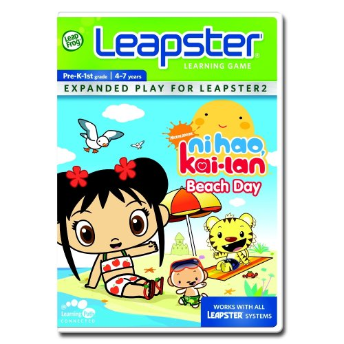 LeapFrog Leapster Learning Game Ni Hao, Kai-lan - 1