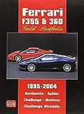 R.M. Clarke Ferrari F355 & 360 Gold Portfolio 1995-2004 (Brooklands Books Road Test Series)
