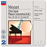 Mozart: The Great Piano Concertos, Vol.1 - Nos. 19-23 (2 CDs)